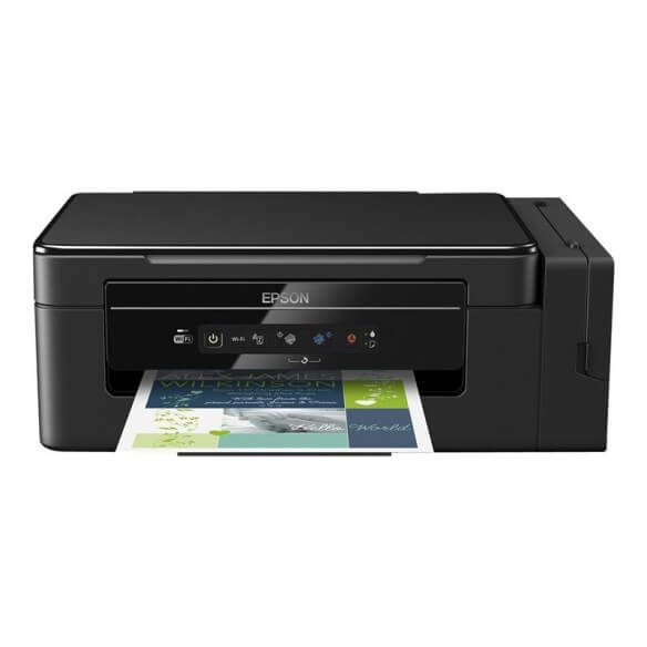 Imprimante Epson EcoTank ET-2600 - Imprimante multifonctions -...
