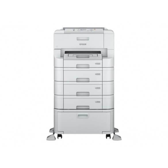 Imprimante Epson WorkForce Pro WF-8090 D3TWC - Imprimante - couleur - Recto-verso - jet d'