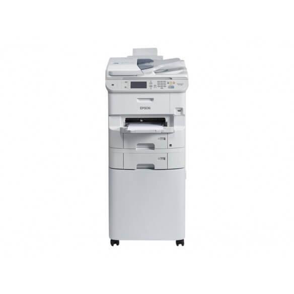 Imprimante Epson WorkForce Pro WF-6590DTWFC - Imprimante multifonctions - couleur - jet d'