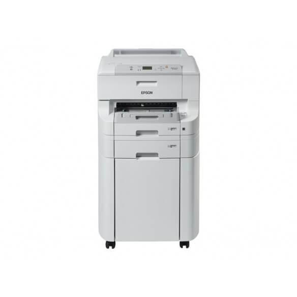 Imprimante Epson WorkForce Pro WF-8090 DTWC - Imprimante - couleur - Recto-verso - jet d'e