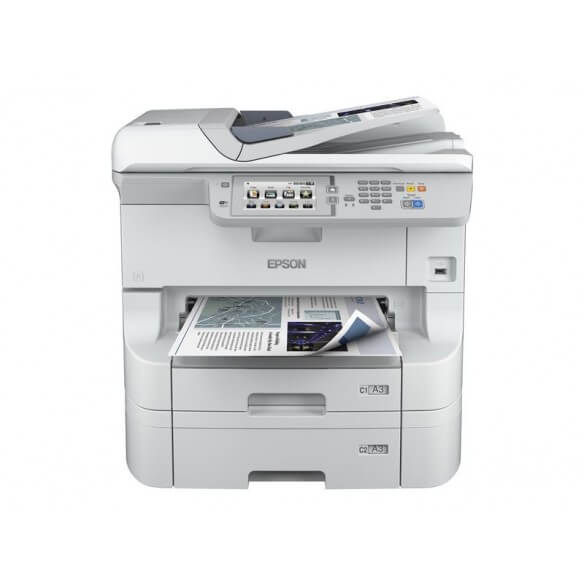 Imprimante Epson WorkForce Pro WF-8590 DTWFC - Imprimante mult...
