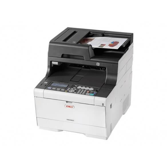 Imprimante OKI MC563DN imprimante multifonction couleur A4