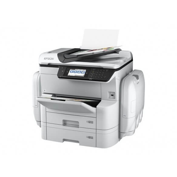 Imprimante Epson WorkForce Pro WF-C869RDTWF - Imprimante multi...