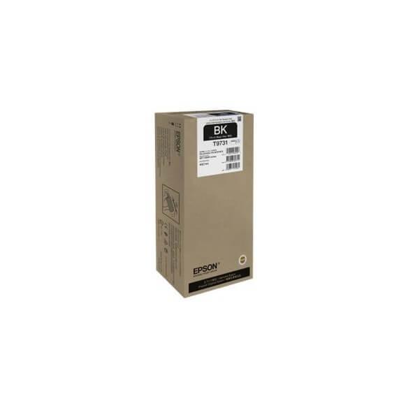 Consommable Epson cartouche de couleur noir 22 500 pages haute...