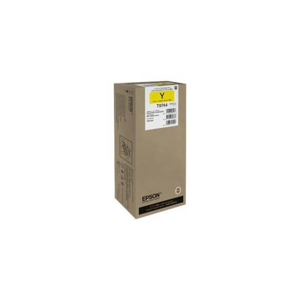 Consommable Epson cartouche de couleur jaune 84000 pages très...