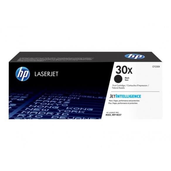 Consommable HP 30X cartouche de couleur noir 3500 pages haute ...
