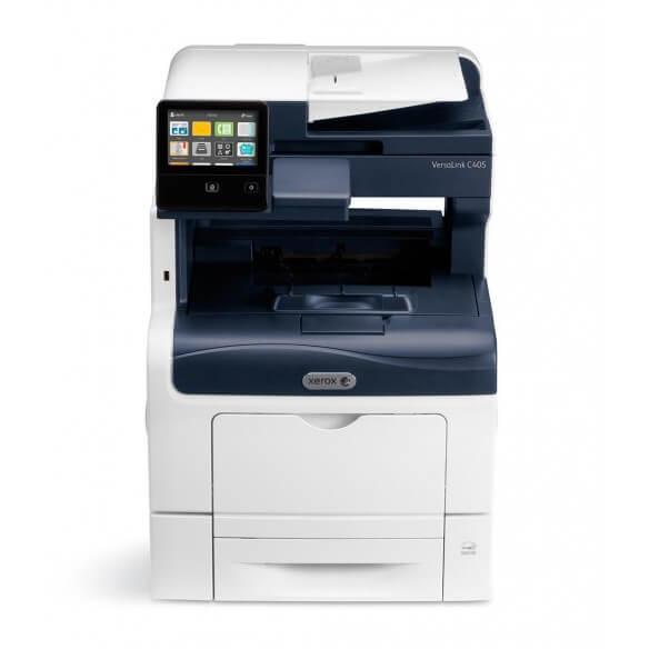 Xerox VersaLink C405DN, imprimante multifonction A4, laser couleur réseau, recto-verso