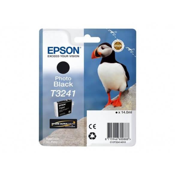 Consommable Epson T3241 cartouche d'encre Noir photo 4200 pages