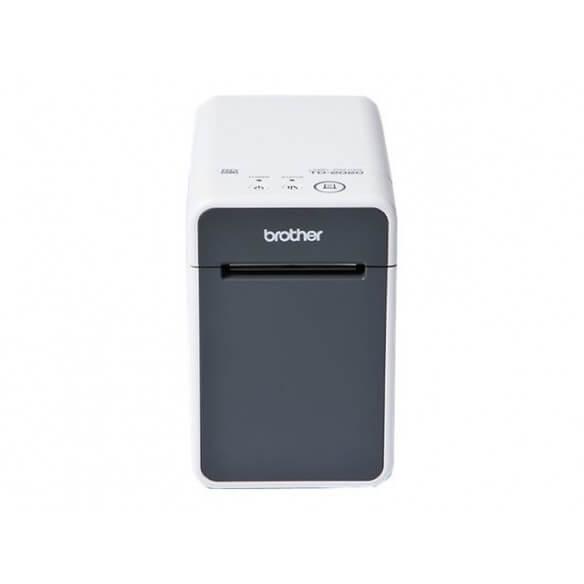Imprimante Brother TD-2020 - Imprimante d'étiquettes - p...