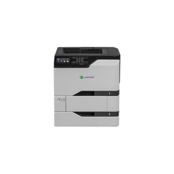 Lexmark CS720dte Imprimante couleur Recto-verso laser A4 (photo)