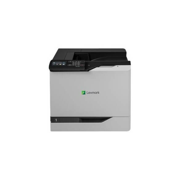 Lexmark CS820de Imprimante couleur Recto-verso laser A4 (photo)