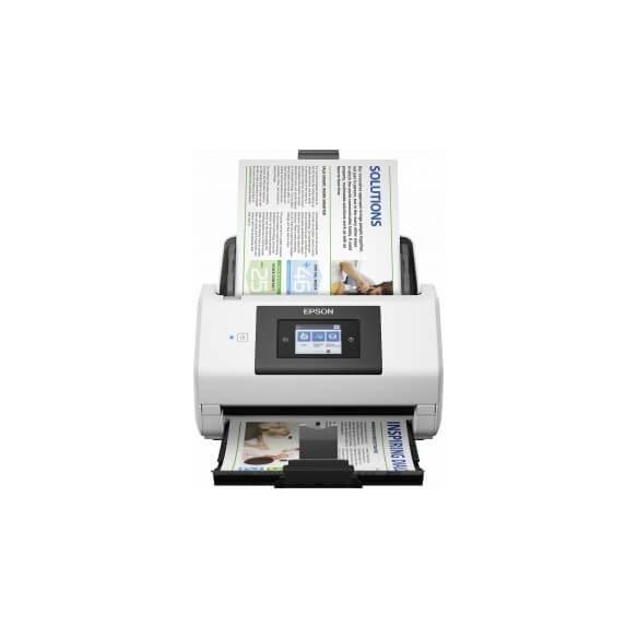 Epson Workforce DS-780N Scanner professionnel réseau