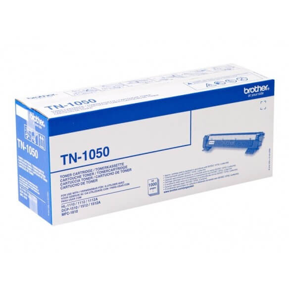 Brother cartouche de toner noir TN-1050 (photo)