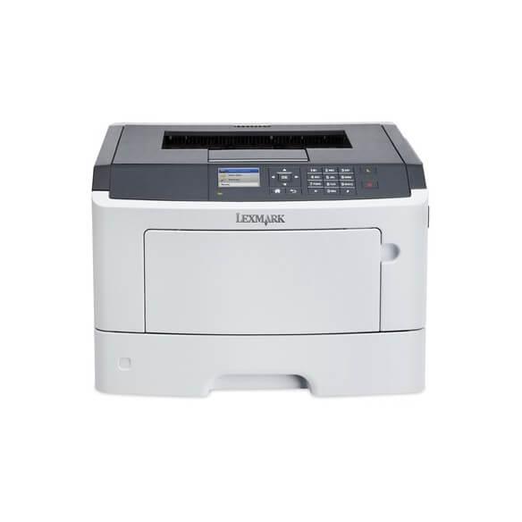 Imprimante Lexmark MS617DN Imprimante laser noir et blanc rect...
