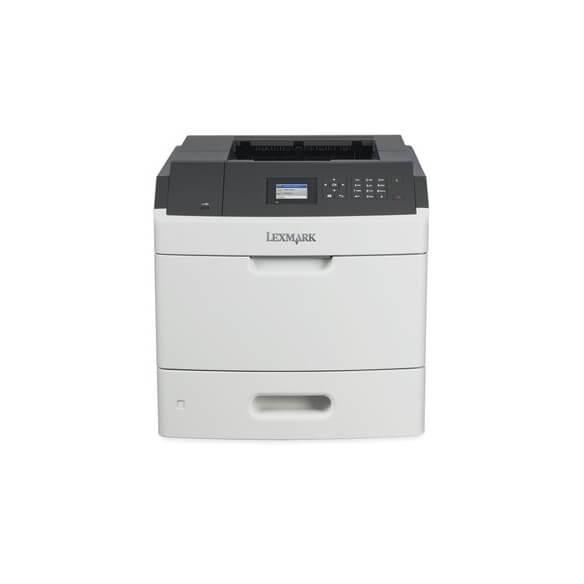 Imprimante Lexmark MS818DN Imprimante laser noir et blanc rect...