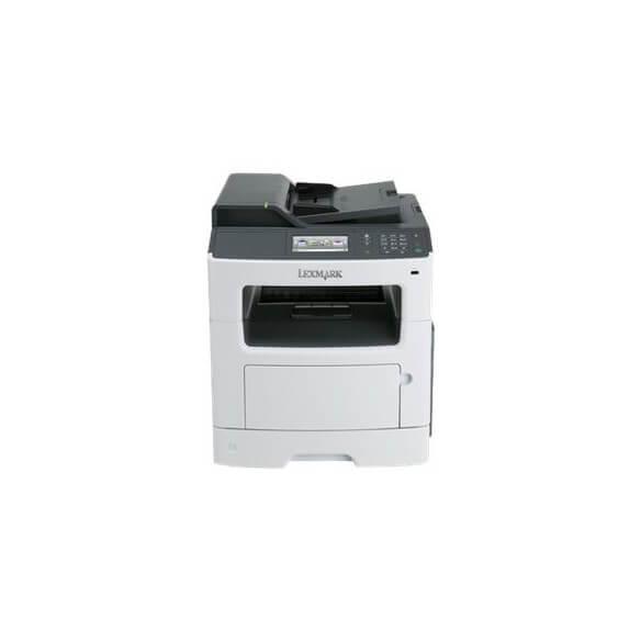 Imprimante Lexmark MX417DE Multifonction laser noir et blanc r...