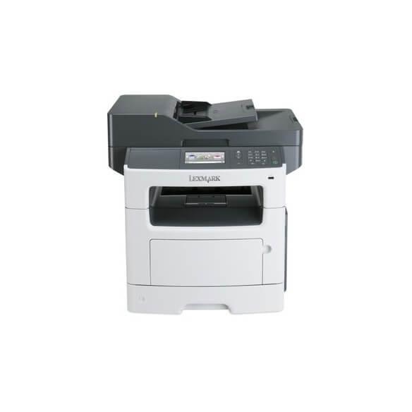 Imprimante Lexmark MX517DE Multifonction laser noir et blanc r...