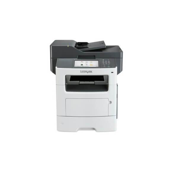 Imprimante Lexmark MX617DE Multifonction laser noir et blanc r...