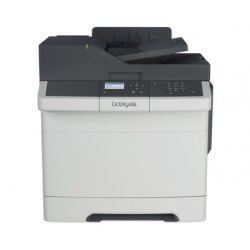 Lexmark CX317DN Imprimante Multifonction laser couleur recto-verso A4