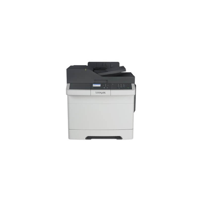 lexmark cx317dn imprimante multifonction laser couleur recto verso a4 le mat riel informatique. Black Bedroom Furniture Sets. Home Design Ideas