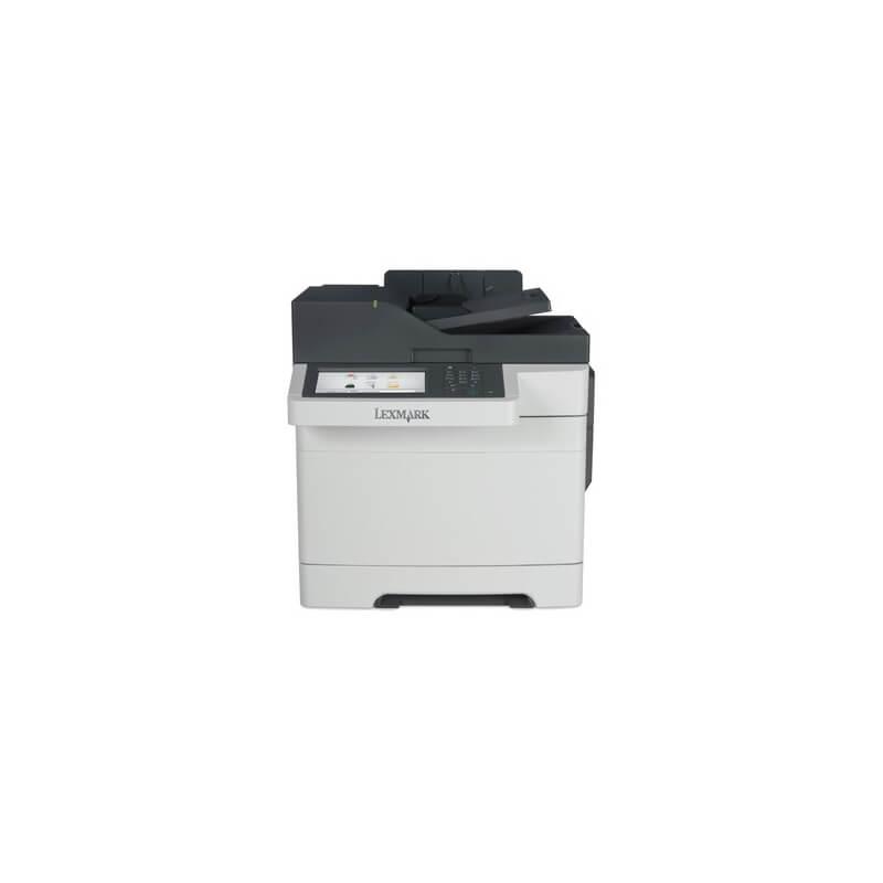 lexmark cx517de imprimante multifonction laser couleur recto verso a4 le mat riel informatique. Black Bedroom Furniture Sets. Home Design Ideas