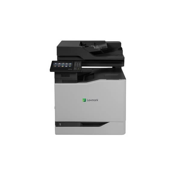 Lexmark CX827DE Imprimante Multifonction laser couleur Recto-verso A4 (photo)
