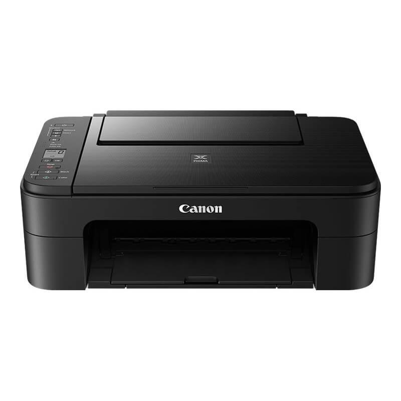 canon pixma ts3150 imprimante multifonction couleur jet d 39 encre noire le mat riel informatique. Black Bedroom Furniture Sets. Home Design Ideas