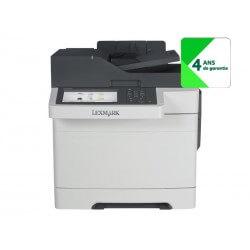 Lexmark CX517DE Imprimante Multifonction laser couleur Recto-verso A4
