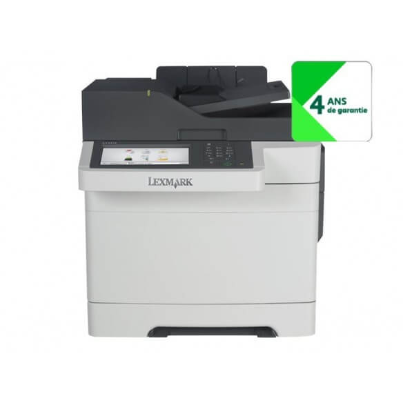 Imprimante Lexmark CX517DE Imprimante Multifonction laser coul...