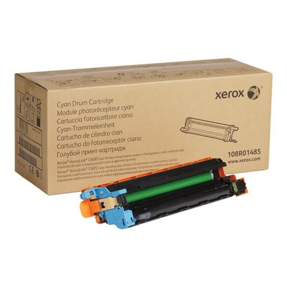 Consommable Xerox unité d'imagerie Cyan 40000 pages pour versalink C600/C605