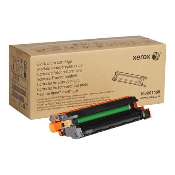 Consommable Xerox unité d'imagerie Noir 40000 pages pour versalink C600/C605