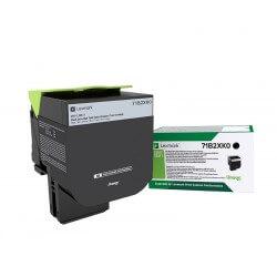 Lexmark Cartouche de toner Noir haute capacité 8000 pages pour Cx517