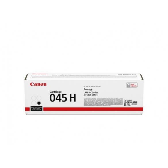 Consommable Canon 045H Cartouche de toner Noir haute capacité...