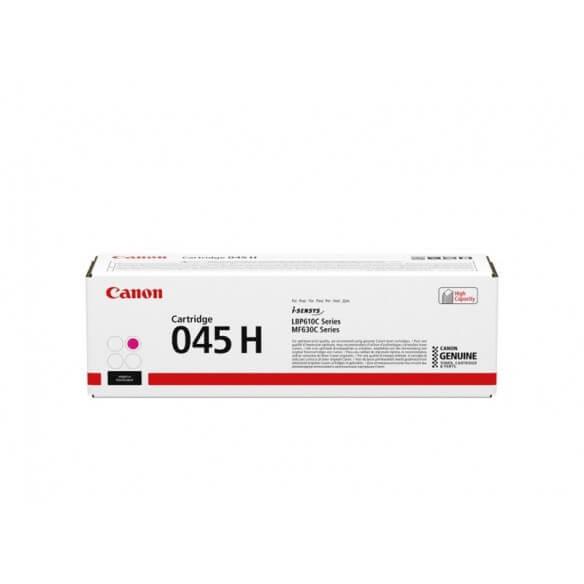 Consommable Canon cartouche magenta haute capacité 045H