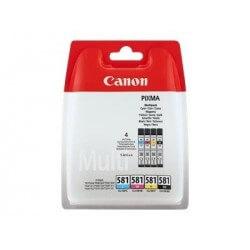 Canon CLI-581 Multipack 4 couleur capacité standard 5.6ml