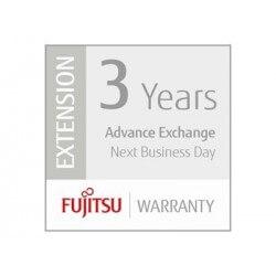 Fujitsu Contrat de maintenance prolongé remplacement 3 années
