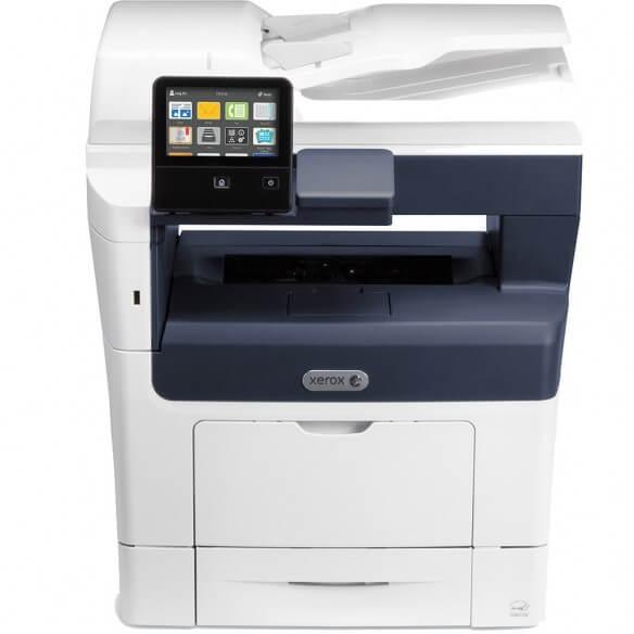 Imprimante scanner photocopieuse noir et blanc - Xerox Versalink B405DN (photo)