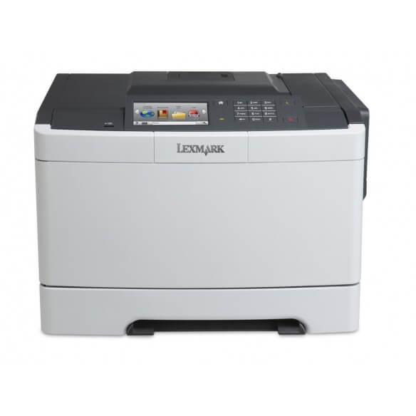 Imprimante Lexmark CS517DE Imprimante laser couleur A4 RECTO-V...