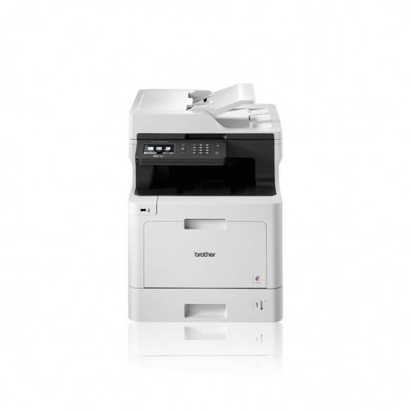 Brother MFC-L8690CDW multifonction laser couleur A4, recto-verso, Wifi, sous contrat PrintSmart