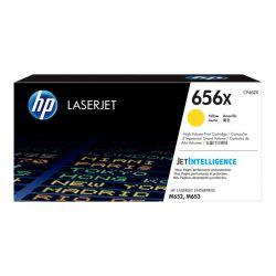 HP 656X Cartouche de toner Cyan haute capacité 22000 pages