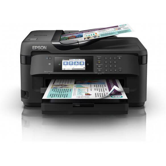 Imprimante Epson WorkForce WF-7710DTWF