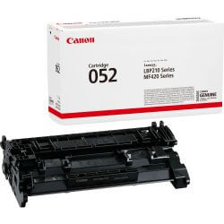 Canon cartouche noire 052