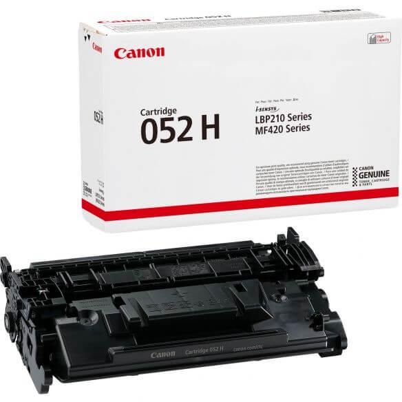 Canon cartouche noire haute capacité 052H d'origine