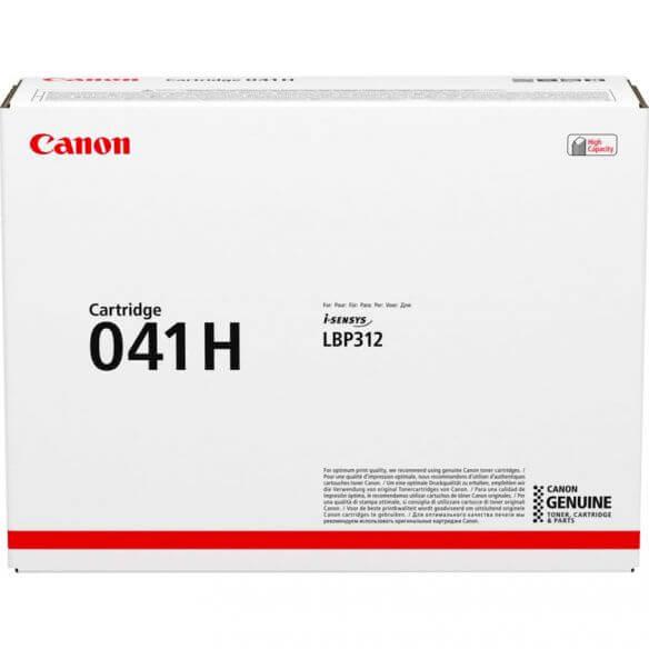 Canon cartouche noire haute capacité 041H d'origine