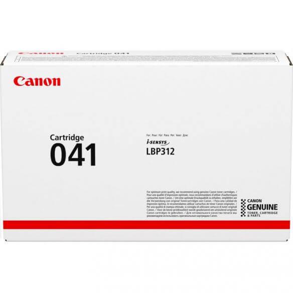 Canon cartouche noire 041 d'origine