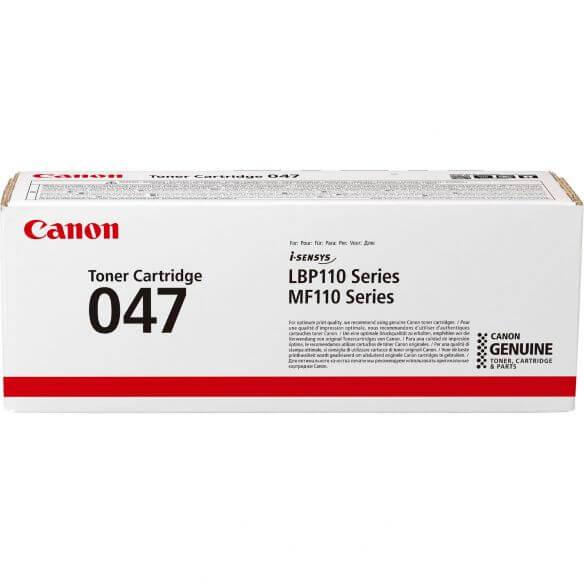 Canon 047 Cartouche de toner noir (photo)