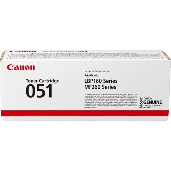 Canon 051 cartouche de toner noir (photo)