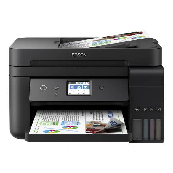 Imprimante Epson EcoTank ET-4750 - imprimante multifonctions (couleur)