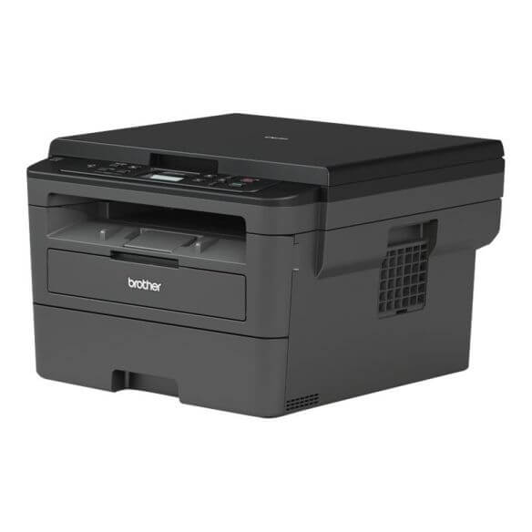 Brother DCP-L2510D - imprimante multifonctions (Noir et blanc) (photo)