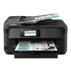 Epson WorkForce WF-7715DWF - imprimante multifonctions couleur A3 + A4 Wifi recto-verso